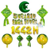 Paket Dekorasi Hiasan Idul Fitri / Lebaran / Eid Mubarak 05