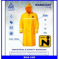 Jas Hujan Samudra Gosave / Mantel Jas Hujan Ponco / Jas Hujan Terusan - XL