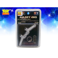 Mainan Anak Auldey Go For Speed Tamiya Spare Part 4WD Carbonized Tail