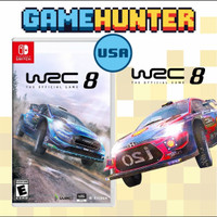 Nintendo Switch WRC 8 The Official Game