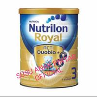 susu bubuk nutrilon royal 3 vanila 800gram vanila
