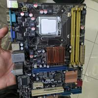 Motherboard LGA 775 Chipset G31 DDR2 ASUS P5KPL-AM SE. Baca Deskripsi
