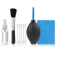 Cleaner Kit Set Blower 6 In 1 Pembersih Lensa Kamera, Notebook, dll - 7 in 1