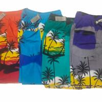 Celana Pendek Pria Kolor Pantai Surf Surfing Murah