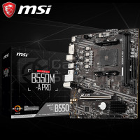MSI B550M A PRO AMD AM4 B550 DDR4 Motherboard