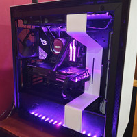 Gaming Pc I7 4.9Ghz Asus Rx 580 Strix Ssd Samsung 4K Astro A40 Headset