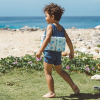 Summertide Boys Sleeveless Floatsuit   Baju Renang Pelampung Anak