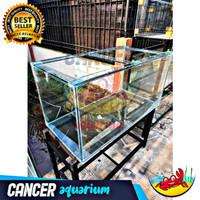 Aquarium Kaca 100x50x50 Full 10MM