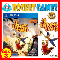 PS4 It Takes Two