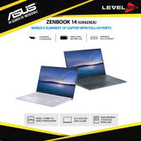 Laptop ASUS ZenBook UX425EA-BM551TS i5 1135G7 8GB 512GB OHS 2019