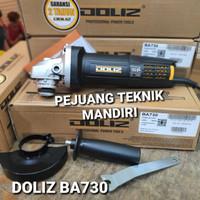 GURINDA TANGAN DOLIZ BA730 / GERINDA TANGAN DOLIZ BA 730 / DOLIZ BA730
