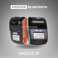 CODESHOP CM-T58 Y/B Mini Mobile Portable Receipt Printer Bluetooth
