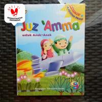 Juz Amma plus Asbabun Nuzul, Juzamma kertas Art Paper Hard Cover - GIP - 1 pcs