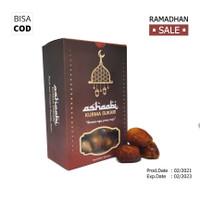 Kurma sukari premium dates grade A original kurma basah manis 500 gr
