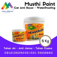 Cat Anti Bocor/Waterproofing Sekelas Aquaproof Dan No Drop Isi 4kg