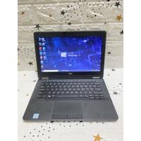 Laptop Dell Latitude E7270 Core i7 Gen 6 RAM 8GB SSD 256GB Slim