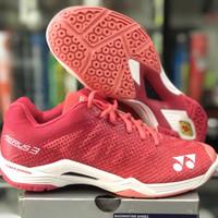 Sepatu Badminton Yonex Aerus 3 Woman / Ladies Rose