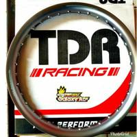 Velg TDR U Shape 17 x 140 Titanium