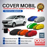 Body Cover Mobil Kijang Grand Inova Sarung Selimut Tutup Mantel Reborn - POLOS, FOTO NO.10
