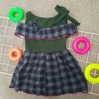 Dress Baju Pakaian anak perempuan / bayi cewek 1-2 tahun