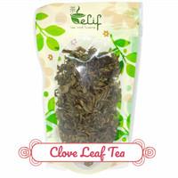 Organic Premium Clove Leaf Tea Clove Leaves Tea Daun Cengkeh Kering - 25 gram