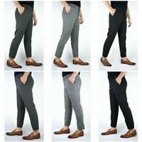 CELANA FORMAL PRIA SLIMFIT BRAND ABTEX.ID SIRWAL / ANKLE PANTS