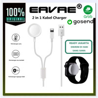 Kabel Charger Apple Watch Charging Apple Charger iPhone Charger