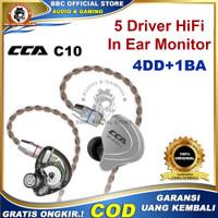 Earphone Hifi In Ear Headset earphones Kabel Headset Original CCA C10