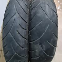Dunlop scoot smart yamaha XMAX ukuran ban 120/70-15 140/70-14 bekas
