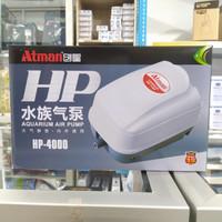 Atman HP4000 blower udara aerator 10 Lubang