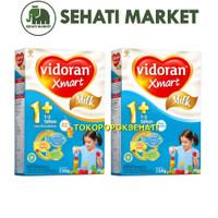 VIDORAN Xmart 1+ (1-3 tahun) Vanila Madu Box 750 g   TOKOPOPOKSEHATI