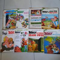 Komik Asterix - Goscinny & Uderzo