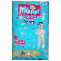 Baby Happy popok celana M 34+4 XL 26+4