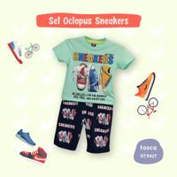 setelan anak cool / setelan converse anak / baju fashion jogger anak