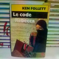 Novel import bahasa Perancis: KEN FOLLETT.  LE CODE REBECCA.