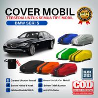 Body Cover Mobil Bmw Seri 5 Selimut Sedan Sarung Tutup Mantel - POLOS, FOTO NO.10