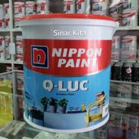 Cat Tembok QLUC 5 kg | Nippon Paint [KHUSUS GOJEK GRAB]
