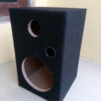 Box Speaker 6 inch karpet