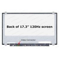 Layar LCD MSI GE72VR 7RF Apache Pro 17.3 Full HD 120 Hz