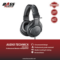 Audio Technica ATH-M20x / ATH M20x Professional Monitoring Headphones