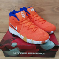 Sepatu Basket Nike Kyrie Irving 4 BNIB Vietnam Orange
