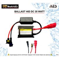 Balast Hid 35 Watt Standar Merk AES DC I Balast 35 Watt AES SKU-1025