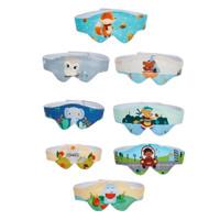 Clency Eye Mask Print Animal Series CLE1080