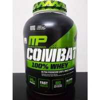 Combat Whey MP 5 lbs Muscle Pharm BPOM Protein MusclePharm Syntha 6 lb