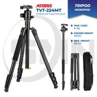 Tripod ATTANTA TVT 224MT tripod Monopod kamera mirorrles dslr
