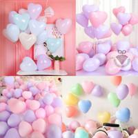 Balon latex love / Balon love warna pastel / Balon latex macaroon