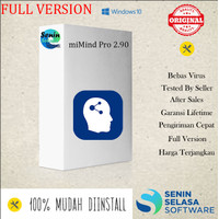 Software Mindmap / Flowchart: miMind Pro 2 [WIN]
