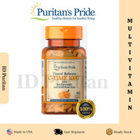 Puritan Pride Vitamin C-1000mg with Rose Hips Time Release 60 Caplets