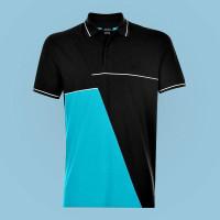 Kaos Polo HUGO BOSS Paddy 4 Shirt Regular Fit 100% Original Black