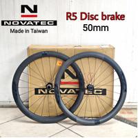 Wheelset Carbon NOVATEC R5 Disc Brake Center lock Clincher 50mm
